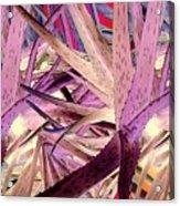 Aloe Fall Acrylic Print
