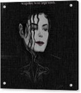 Alone In The Dark II Acrylic Print