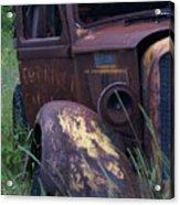 Along Highway 2 Acrylic Print