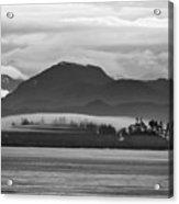 Along The Inland Passage Acrylic Print