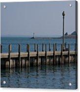 Along The Lakeshore Acrylic Print