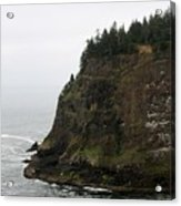 Along The Oregon Coast - 6 Acrylic Print