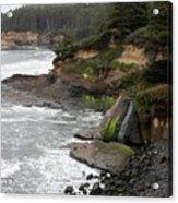 Along The Oregon Coast - 7 Acrylic Print