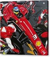Alonso Ferrari 3 Acrylic Print