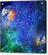 Alpha Centauri Abstract Moods Acrylic Print