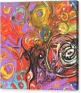 Alpha Omega Acrylic Print