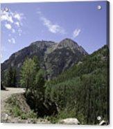 Alpine Loop Trail Acrylic Print