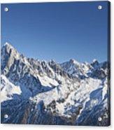 Alpine Panorama Acrylic Print