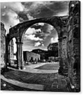 Altagracia - Ruinas Acrylic Print