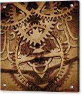 Alternate History Acrylic Print