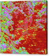 Alternating Currents 4 Acrylic Print