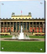 Altes Museum In Berlin Acrylic Print