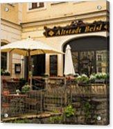 Altstadt Beisl Acrylic Print