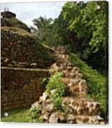 Altun Ha Maya Ruins Acrylic Print