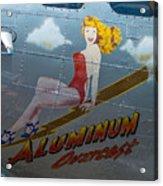 Aluminum Overcast Acrylic Print