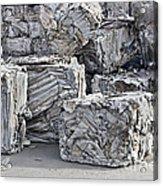 Aluminum Recycling Acrylic Print