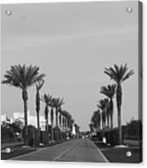 Alys Beach Entrance Acrylic Print