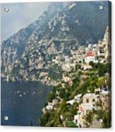 Amalfi Coast II Acrylic Print