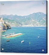 Amalfi Coast, Italy IIi Acrylic Print