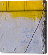 Amarillo Acrylic Print