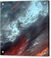 Amazing Clouds Acrylic Print