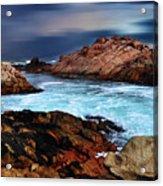Amazing Coast Acrylic Print
