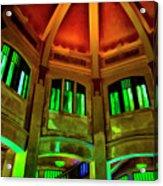Amazing Dome Acrylic Print