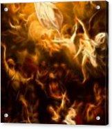 Amazing Jesus Resurrection Acrylic Print