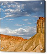 Amazing Mesa Verde Country Acrylic Print