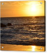 Amazing Sunset 230 Acrylic Print