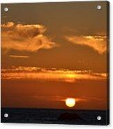 Amazing Sunset 251 Acrylic Print
