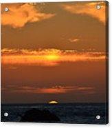Amazing Sunset 262 Acrylic Print