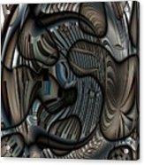 Ameboids Acrylic Print