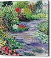 Amelia Park Blossoms Acrylic Print