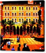 Amercian University Of Beirut  Acrylic Print