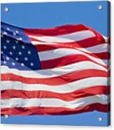 America Acrylic Print