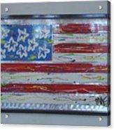 America Edition 1 Acrylic Print