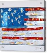 America Edition 4 Acrylic Print