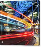 America Plaza Station Acrylic Print