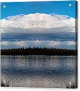 America The Beautiful 2 - Alaska Acrylic Print