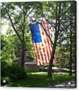 America The Beautiful Acrylic Print