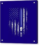 America War Acrylic Print