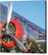 American Airlines Flagship Acrylic Print