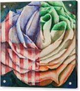 American Beauty Irish Rose Acrylic Print