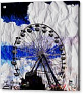 American Carnival  Acrylic Print