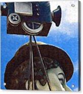 American Cinema Acrylic Print