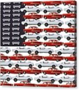 American Classics Acrylic Print
