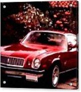 American Dream Cars Catus 1 No. 1 H B Acrylic Print