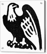 American Eagle, 1854 Acrylic Print