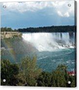 American Falls 1 Acrylic Print